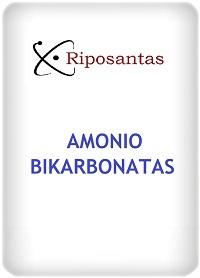 Amonio bikarbonatas