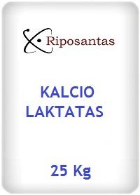 Kalcio laktatas