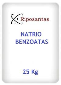Natrio benzoatas