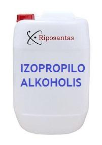 Izopropilo spiritas